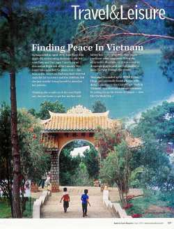 Finding Peace in Vietnam