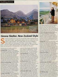 Gimme Shelter NZ Style