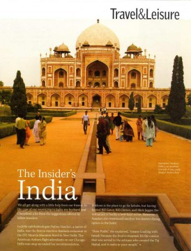 The Insider's India