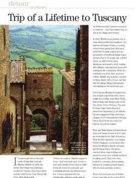 Trip of a Lifetime - Tuscany