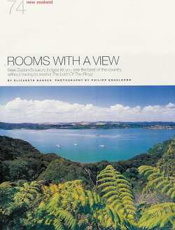New Zealand Rooms With A View