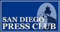 San Diego Press Club logo